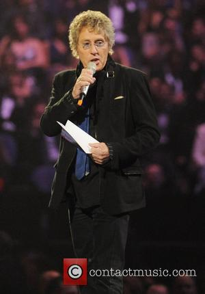 Roger Daltrey,  The BRIT Awards 2011 at the O2 Arena - Inside London, England - 15.02.11