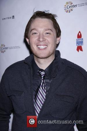 Clay Aiken Broadway Backwards 6, a one-night only concert benefiting BC/EFA held at John's Times Square restaurant - After Party...