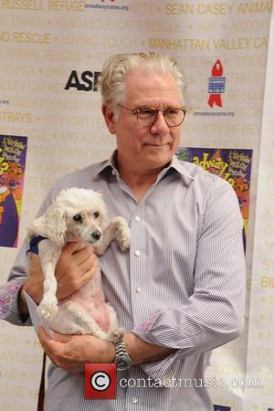 John Larroquette Broadway Barks: The 13th Annual Dog and Cat Adopt-a-thon held in Shubert Alley New York City, USA -...