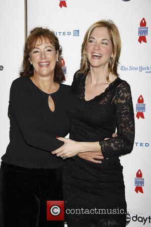 Hillary B. Smith and Kassie DePaiva  The 7th Annual ABC & SOAPnet benefit for Broadway Cares / Equity Fights...