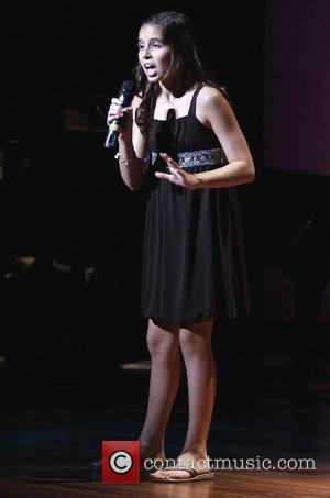 Carly Rose Sonenclar  'Broadway Stands Up for Freedom': A concert to benefit the youth programs of the New York...