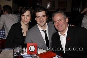 Jane Shew, Jonathan Shew and Timothy Shew  Henry's restaurant owner Henry Rinehart and Jeff Calhoun hosts Broadway Watches the...