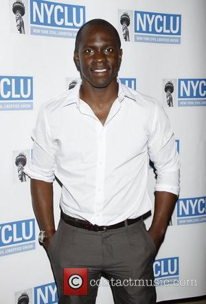 Gbenga Akinnagbe 'Broadway Stands Up for Freedom': A concert to benefit the youth programs of the New York Civil Liberties...