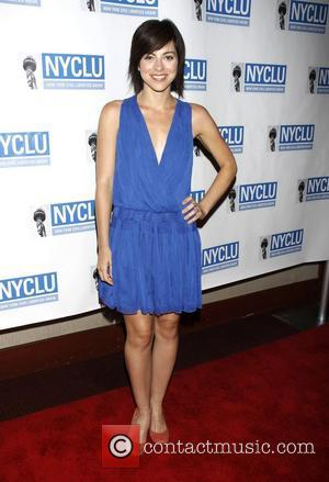 Krysta Rodriguez 'Broadway Stands Up for Freedom': A concert to benefit the youth programs of the New York Civil Liberties...