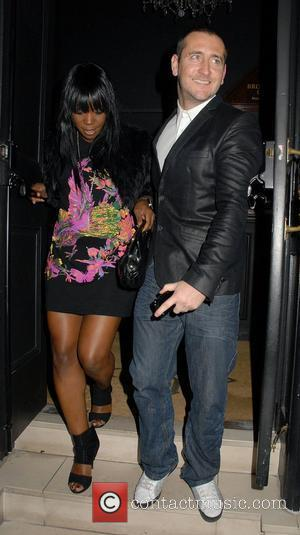 Will Mellor,  at Sarah Harding and Tom Crane engagement party held at The Brompton Club London, England - 07.03.11
