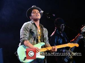 Bruno Mars and Olympia