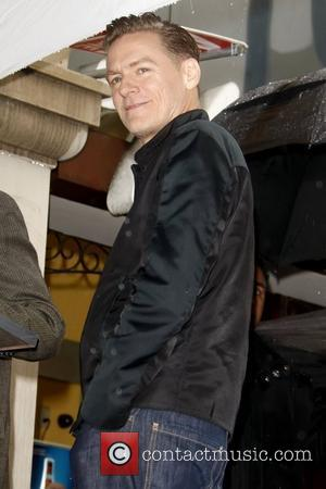 Bryan Adams Receives Walk Of Fame Star