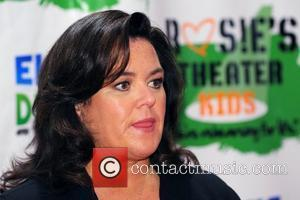 Rosie O'Donnell Rosie's Building Dreams for Kids Gala at The New York Marriott Marquis  New York City, USA -...