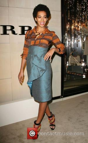 Solange Knowles Lands New Modelling Contract