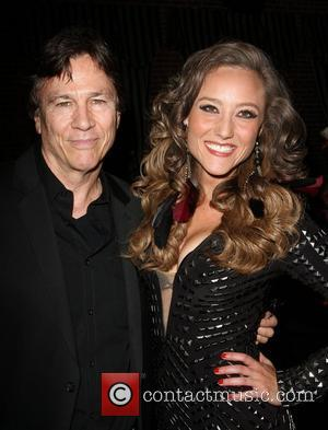 Lauren Mayhew and Richard Hatch