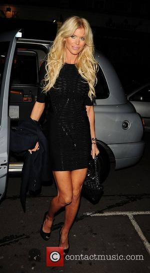 Victoria Silvstedt at C London restaurant London, England - 14.02.11