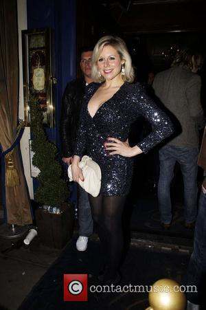 Abi Titmuss  Celebrities attend a party organized by Lyle Boenke at Cafe De Paris  London England - 19.02.11