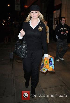 Jennifer Ellison, Calendar Girls and Palace Theatre