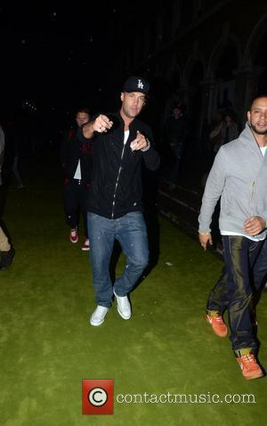 Calum Best  Call Of Duty Modern Warfare 3 launch party held at Old Billingsgate Market London, England - 07.11.11