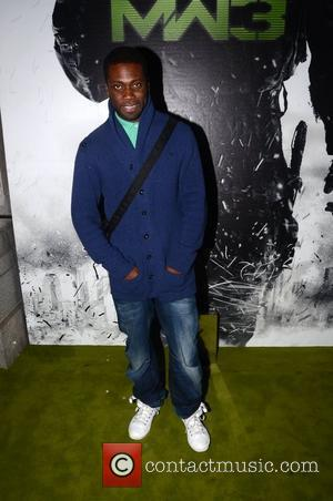 Ortis Deley  Call Of Duty Modern Warfare 3 launch party held at Old Billingsgate Market London, England - 07.11.11