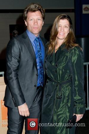Jon Bon Jovi and Dorothea Hurley 2011 Can-Do Awards Gala Dinner at Pier Sixty - Arrivals New York City, USA...