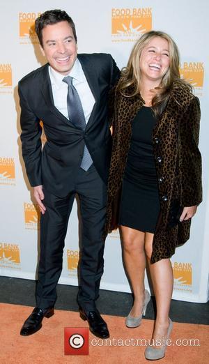 Jimmy Fallon and Nancy Fallon 2011 Can-Do Awards Gala Dinner at Pier Sixty - Arrivals New York City, USA -...