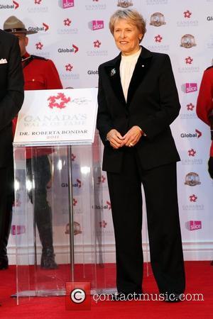 Dr. Roberta Bondar and Fame Awards