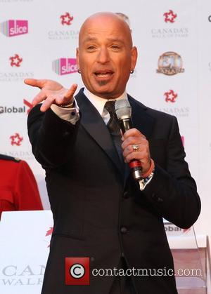 Howie Mandel and Fame Awards