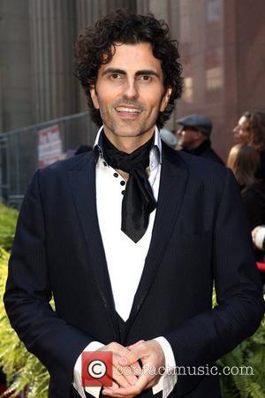 Stephan Moccio and Fame Awards