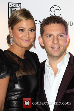 Holly Valance and boyfriend Nick Candy Candy & Candy: The Art of Design - book launch party London, England -...