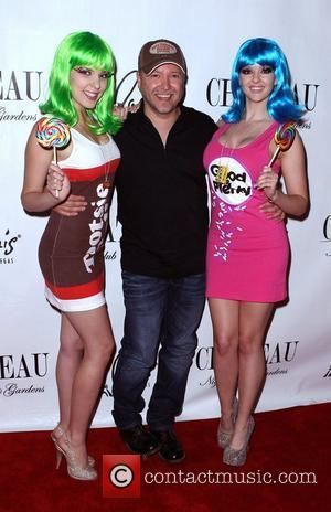 Carlos Gallardo Carlos Ramirez celebrates I'm Not Pedro Birthday Bash at the launch of Candy Shop Tuesdays'' at Chateau Nightclub...
