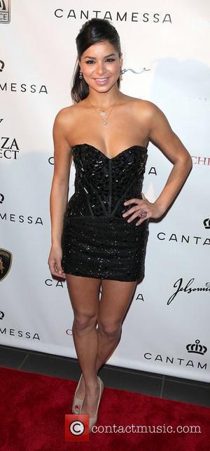 Miss USA Rima Fakih Cantamessa Jewels U.S. launch at Manhattan Motorcars Showroom New York City, USA - 28.04.11