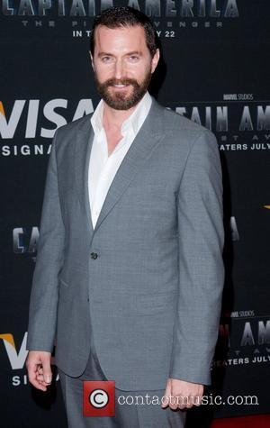 Richard Armitage,  at the Visa Signature VIP Screening of Captain America at AMC Loews. New York City, USA -...