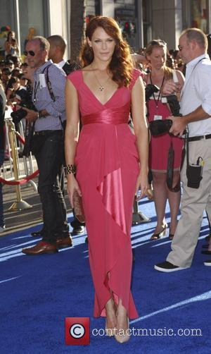 Amanda Righetti  Los Angeles Premiere of Captain America:The First Avenger at the El Capitan Theater - Arrivals Hollywood, California...