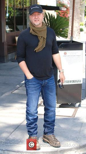 Carlos Gallardo at Chaya in Beverly Hills for lunch  Los Angeles, California - 23.06.11