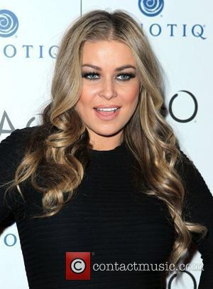 Carmen Electra and Las Vegas