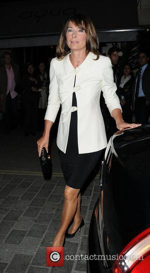 Carole Middleton attends Venezuela Viva - gala performance held at The London Palladium Theatre,  London, England - 10.10.11