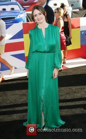 Emily Mortimer The Los Angeles premiere of 'Cars 2' held at El Capitan Theatre - Arrivals Los Angeles, California -...