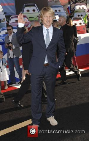 Owen Wilson The Los Angeles premiere of 'Cars 2' held at El Capitan Theatre - Arrivals Los Angeles, California -...