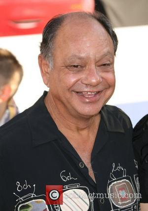 Cheech Marin The Los Angeles premiere of 'Cars 2' held at El Capitan Theatre - Arrivals Los Angeles, California -...