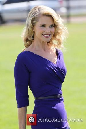 Christie Brinkley Cartier International Polo Day held at Guards Polo Club Windso, England - 24.07.11