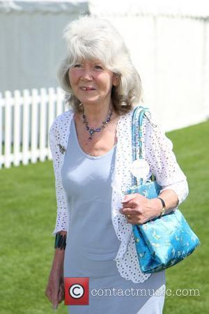 Jilly Cooper Cartier International Polo Day held at Guards Polo Club Windso, England - 24.07.11