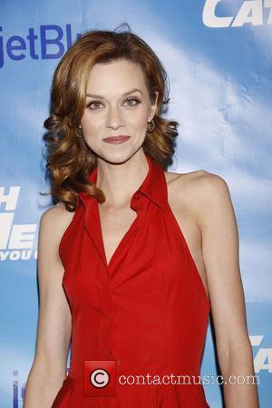 Hilarie Burton  Opening night of the Broadway production of 'Catch Me If You Can' at the Neil Simon Theatre...
