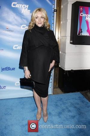 Jane Krakowski Names First Child Bennett