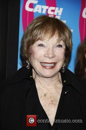 Shirley MacLaine  Opening night of the Broadway production of 'Catch Me If You Can' at the Neil Simon Theatre...
