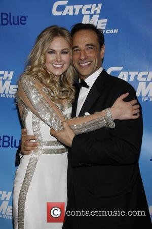 Laura Bell Bundy Opening night of the Broadway production of 'Catch Me If You Can' at the Neil Simon Theatre...