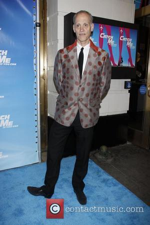 John Waters Opening night of the Broadway production of 'Catch Me If You Can' at the Neil Simon Theatre -...