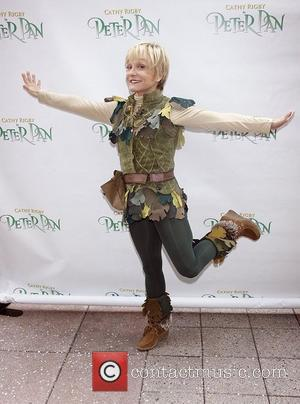 Peter Pan and Madison Square Garden