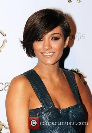 Frankie Sandford, London Fashion Week, The Saturdays