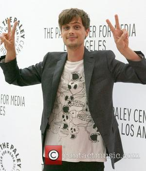 Matthew Gray Gubler CBS Preview Panel with the cast & creative team of returning series Criminal Minds held at The...