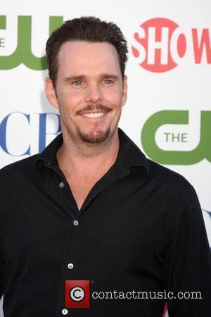 Kevin Dillon  CBS TCA Summer 2011 All Star Party at Robinson May Parking Garage Beverly Hills, California - 04.08.11