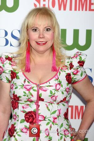 Kirsten Vangsness  CBS TCA Summer 2011 All Star Party at Robinson May Parking Garage Beverly Hills, California - 04.08.11