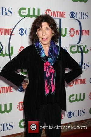 Lily Tomlin  CBS TCA Summer 2011 All Star Party at Robinson May Parking Garage Beverly Hills, California - 04.08.11