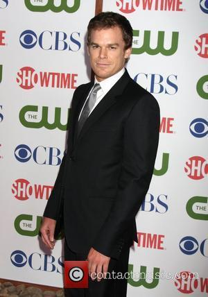 Michael C Hall  CBS TCA Summer 2011 All Star Party at Robinson May Parking Garage Beverly Hills, California -...