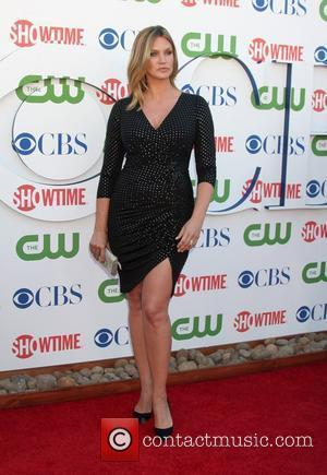 Natasha Henstridge  CBS TCA Summer 2011 All Star Party at Robinson May Parking Garage Beverly Hills, California - 04.08.11
